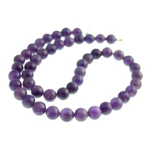 <P>18 Inch Amethyst Necklace</P>