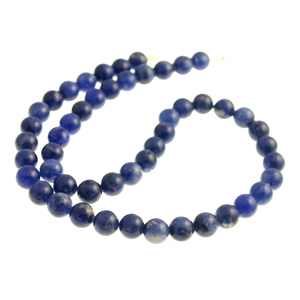 18 Inch Sodalite Necklace